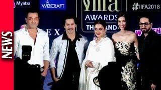 Latest Bollywood Movie - Press Conference Iifa Awards 2018 - Bollywood Gossip 2018