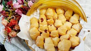 Mini Croissants Recheados Com Goiabada E Doce De Leite