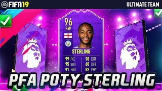 HOW TO COMPLETE 96 RATED PFA YOUNG POTY STERLING SBC! (CHEAPEST METHOD) #FIFA19