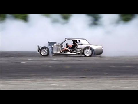 Hoonigan Ken Block S First Thrash Test Of The Hoonicorn