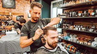 Strzyżenie & modne fryzury męskie 2019 - Hovel Barber urodziny