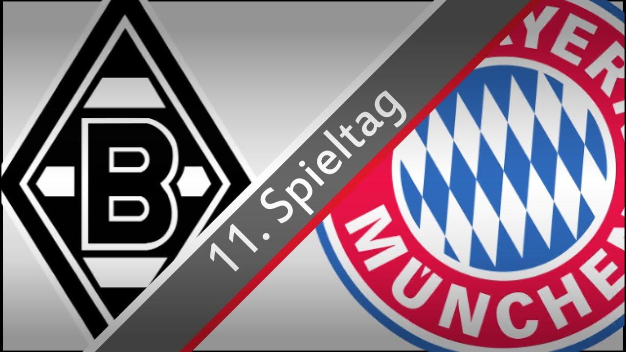 Bayern München Borussia Mönchengladbach