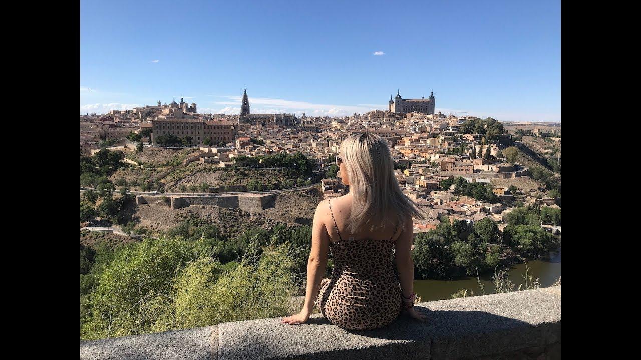 Terminando nuestro viaje en Madrid con escala en Toledo 🇪🇸💃🏼🗡