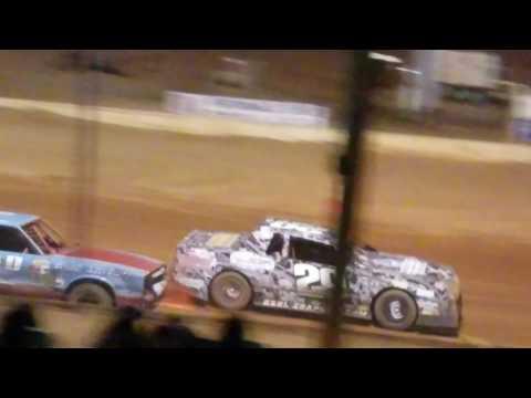 Southern Raceway PureStock Feature Race 04/08/17