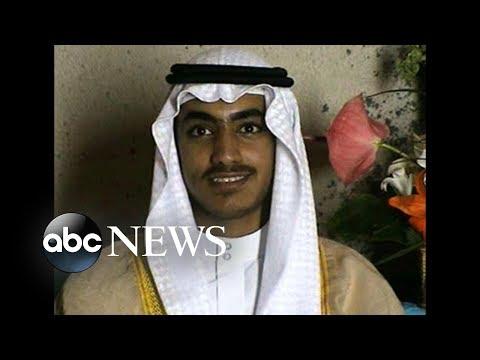 Search for Osama Bin Laden's son intensifies
