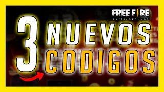 3 NUEVOS CÓDIGOS de FREE FIRE Y NUEVO EVENTO CON REGALOS EXCLUSIVOS ( Información Oficial)