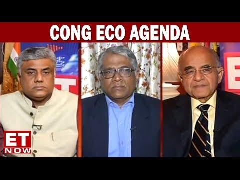 Is Cong's Development Model Agenda Just A 'Jumla'? | India Development Debate | Road to 2019
