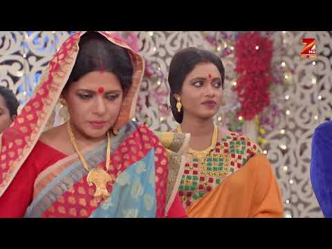 Aamar Durga - Indian Bangla Story - Epi 541 - Oct 7, 2017 - Zee Bangla TV Serial - Best Scene