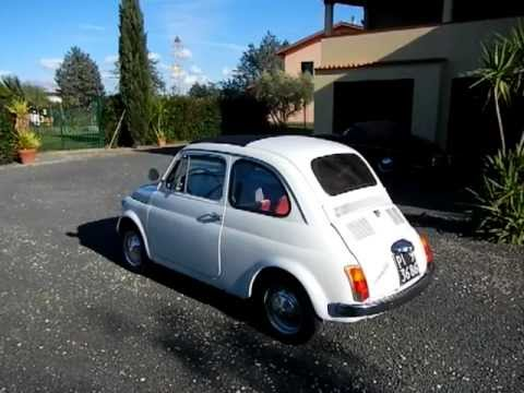 for sale 1966 fiat 500 f all original condition youtube. Black Bedroom Furniture Sets. Home Design Ideas