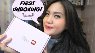 FIRST UNBOXING PACKAGE FROM ALTHEA KOREA!!! / INDONESIA