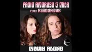 "Fabio Amoroso & Mila feat Resonator ""Movin Along""  Alternative Rework GR 077/12 (Official Video)"