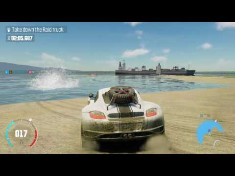 The Crew™Ultimate Edition Gameplay