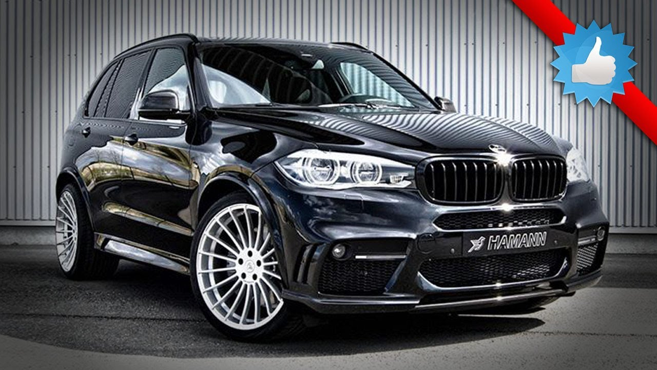 2015 Bmw X5 F15 By Hamann Fully Modified Youtube