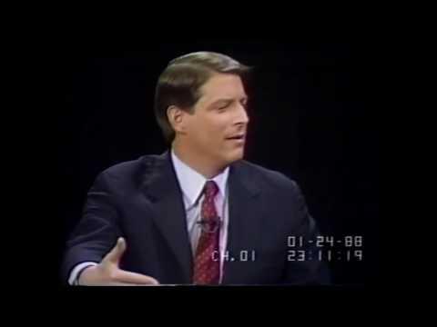 Democratic Primary Debate 01/24/88