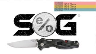 Commentary: SOG Knives Rips Off Edge Observer! CTA Featuring the Flash 1
