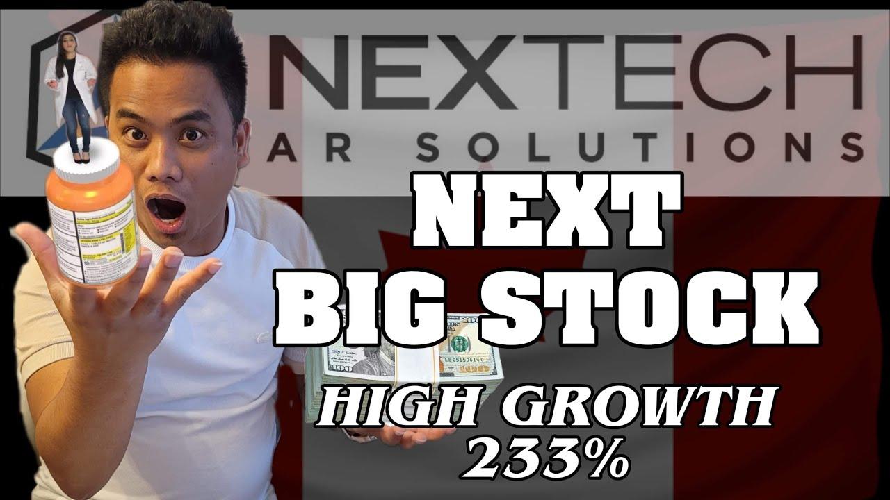 NexTech AR Stock Analysis |EXPLOSIVE GROWTH! IS NTAR.CN ...