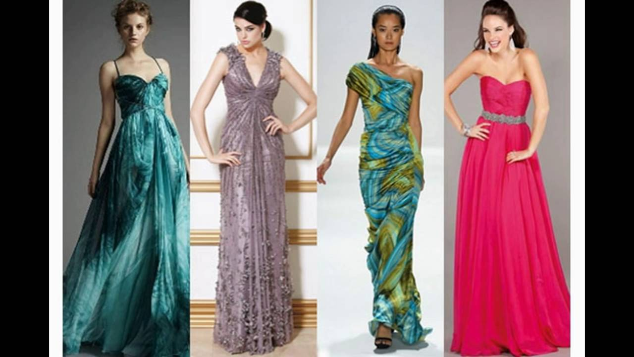 Vestidos Longos Para Usar Em Casamento Civil Convidadas