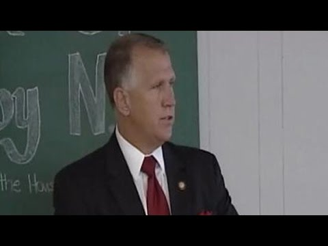 Sen. Thom Tillis: Republicans Are Elected