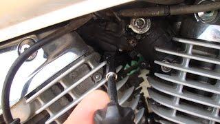 Easy Way To Clean Your Carburetors (MotorCycle)