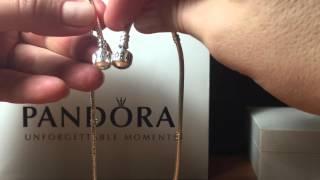 видео пандора браслет
