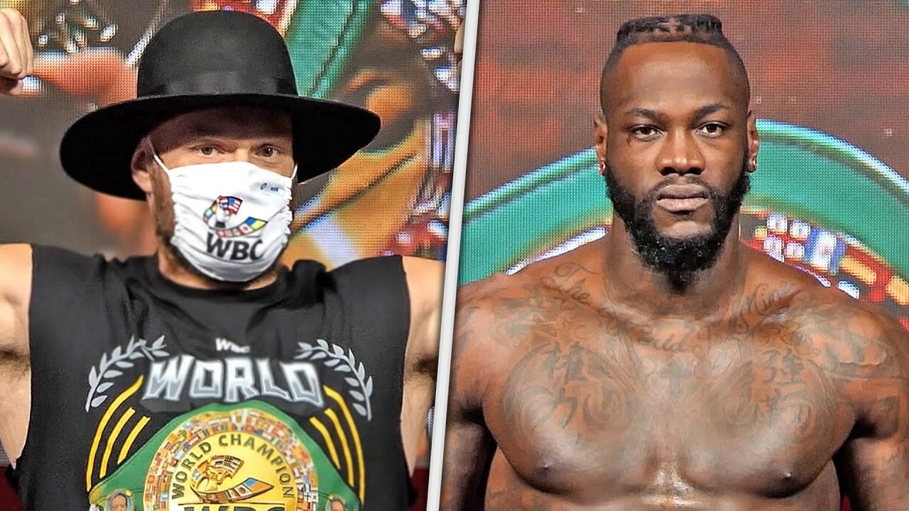 Download Tyson Fury vs. Deontay Wilder 3 • FULL WEIGH-IN & FACE OFF • Las Vegas MGM