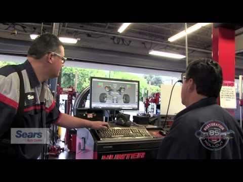 Craftsman Build At Sears Auto Center