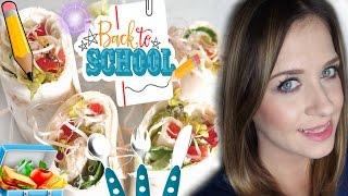 Back To School 3 ŚNIADANIA DO SZKOŁY Breakfast ideas ❤ TheAmmisu