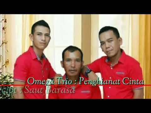 Penghianat cinta Omega Trio ( lirik )