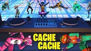 CACHE CACHE DISCOTHEQUE !! FORTNITE