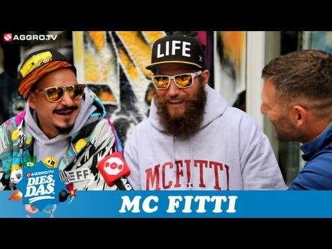 DIES DAS - MC FITTI (OFFICIAL HD VERSION AGGROTV)