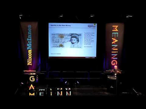 Dave Birch l The future of money l Meaning 2013