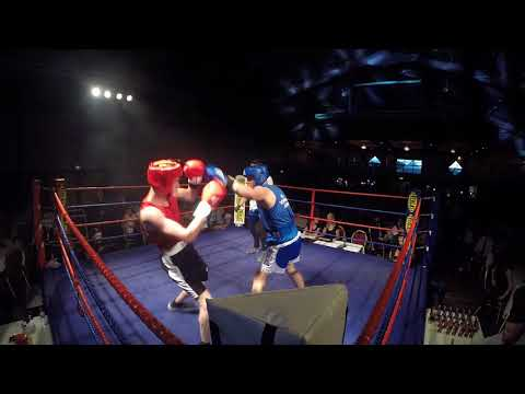 Golden Glove Events - Sunderland - Sean Forster Vs Alex McMahon