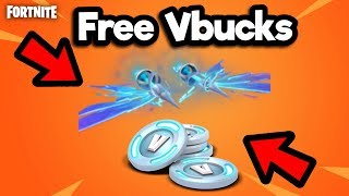 *NEW* FREE VBUCKS + FREE GLIDER FOR UNVAULTING EVENT! (Fortnite Battle Royale)