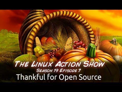Thankful For Open Source | LAS S19e07