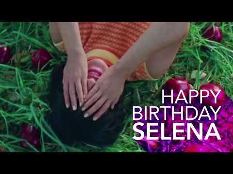 Happy Birthday Selena Gomez!