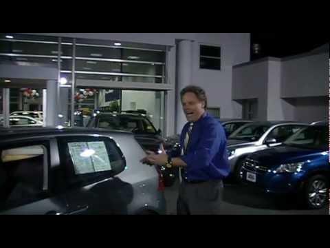 Bridgewater NJ - VW Nights under the Lights with Ken Beam at Douglas Volkswagen - VW Rabbit Reviewed