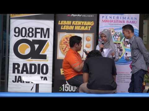 Siaran Bareng OZ Radio Jakarta