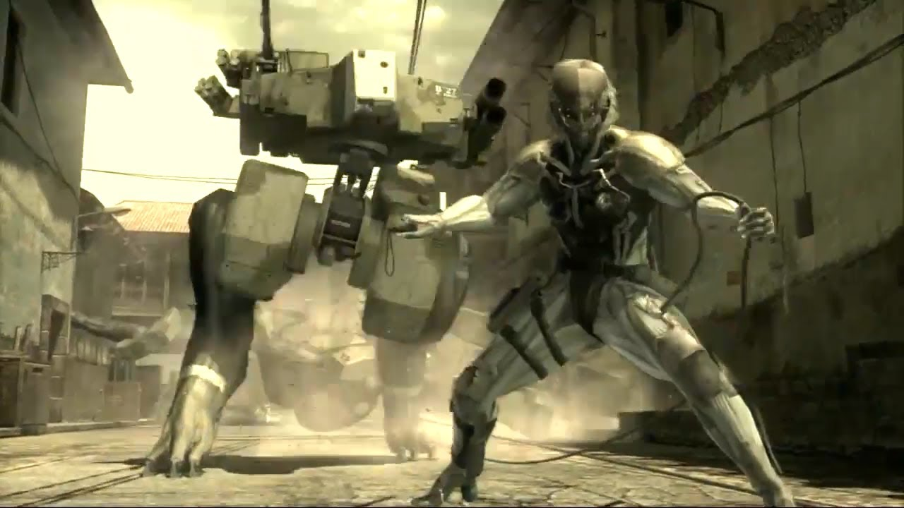 Image result for gekko mgs4