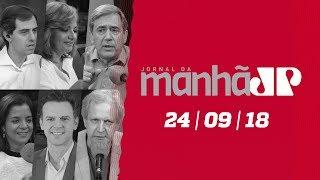 Видео Jornal Da Manhã - 24/09/18