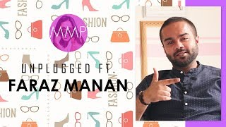 Faraz Manan Talks about Fashion, the Kapoor Sisters and Sri Devi |Momina's Mixed Plate|