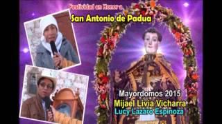 Somos los temerarios en Huanza 2015 - Cabecita Loca
