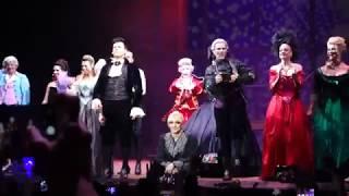 Mozart l'Opéra Rock/搖滾莫札特/法札 台北末場謝幕+大合唱 Taipei 2018.10.21