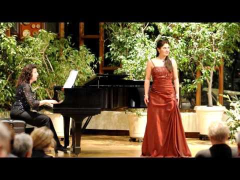 Arminè Kassabian, mezzo-soprano