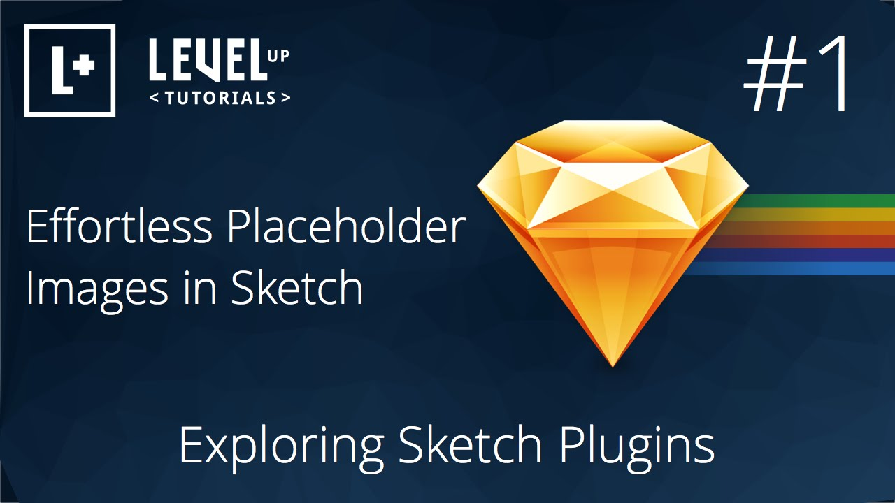 1 effortless placeholder images in sketch exploring sketch plugins youtube
