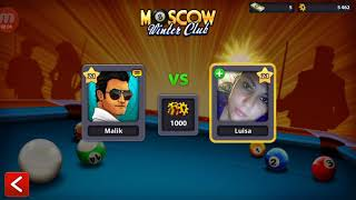 8 ball pool Episode 14 trying a tricks shots!