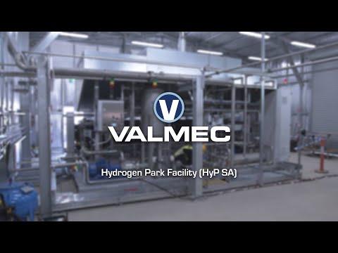 Valmec | Hydrogen Park South Australia (HyP SA)