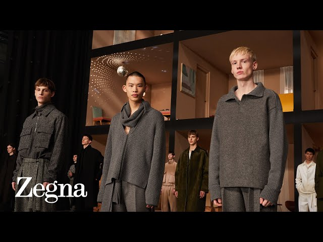 Ermenegildo Zegna XXX Winter 2021 Collection - THE (RE)SET