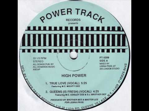 High Power - Queens (Is Fresh) (Power Track-1987)
