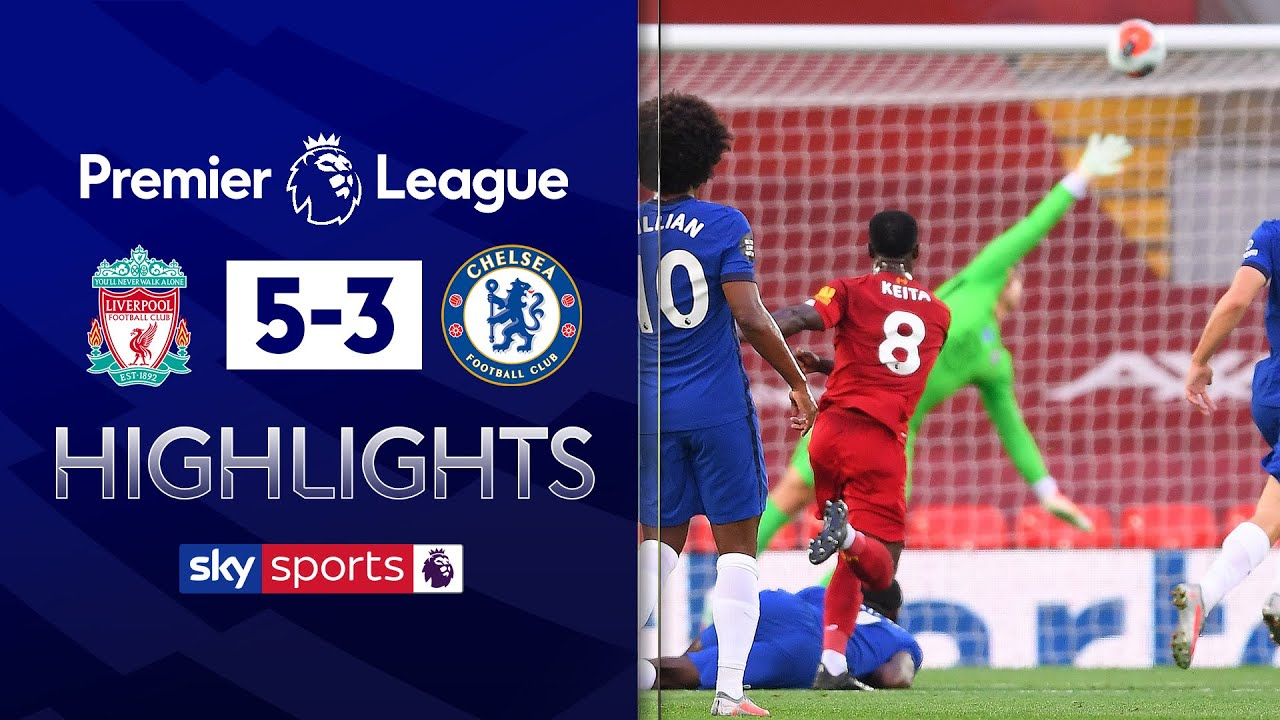 Brilliant Reds score FIVE in Anfield thriller! | Liverpool 5-3 Chelsea | Premier League Highlights
