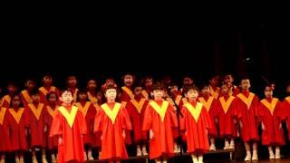第38屆 佛教金麗幼稚園畢業典禮-祺祺表演.avi